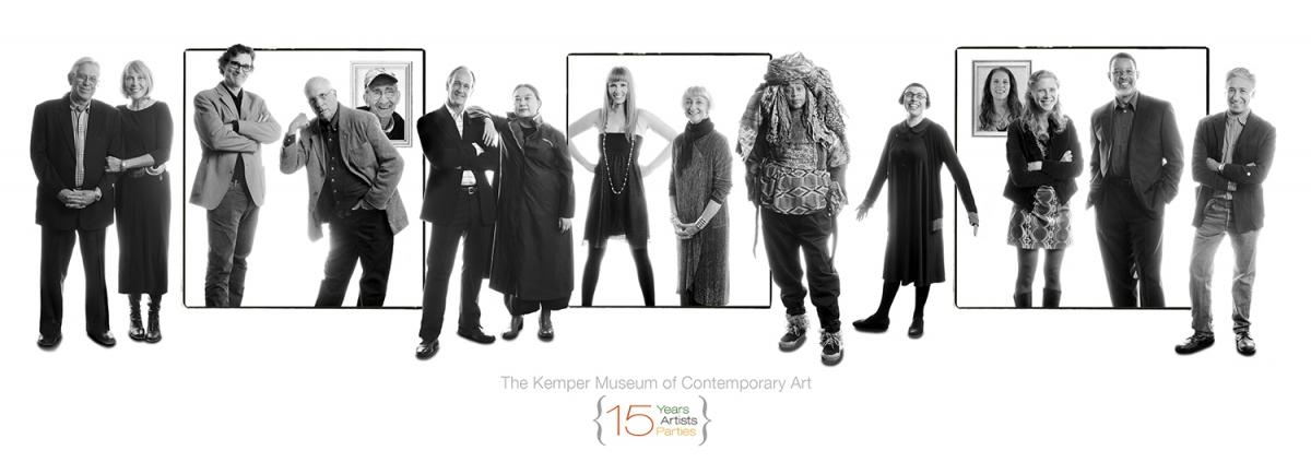KEMPER Museum 15th Anniversary