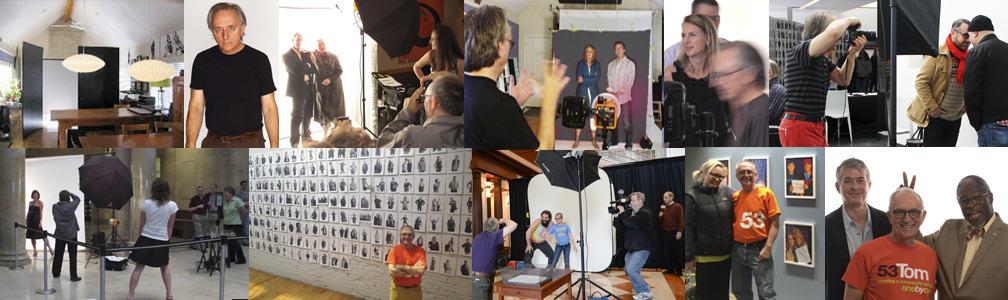 about Tom Styrkowicz community portrait professional photography