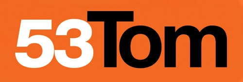 53 Tom Logo