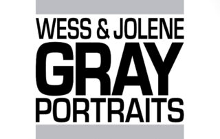 Wess and Jolene Gray Portraits logo